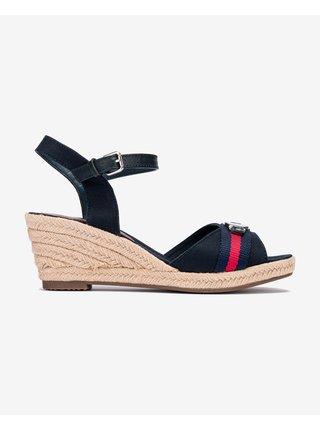Sandále pre ženy Tom Tailor - modrá