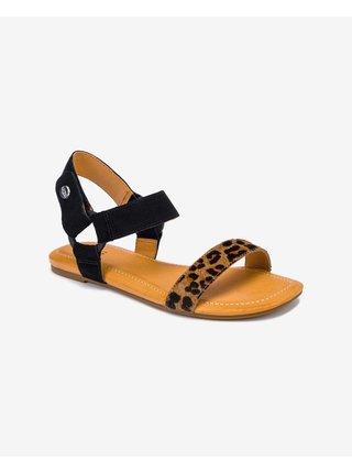 Sandále pre ženy UGG - čierna, hnedá
