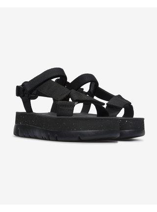 Sandále pre ženy Camper - čierna