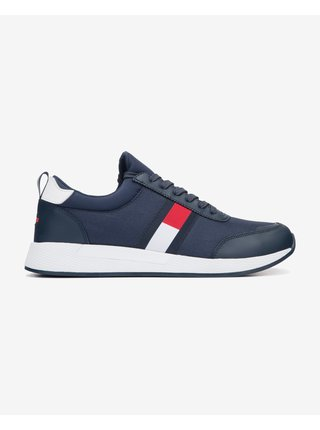 Tenisky, espadrilky pre mužov Tommy Jeans - modrá