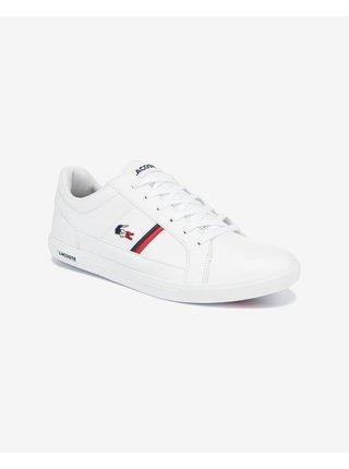 Tenisky, espadrilky pre mužov Lacoste - biela