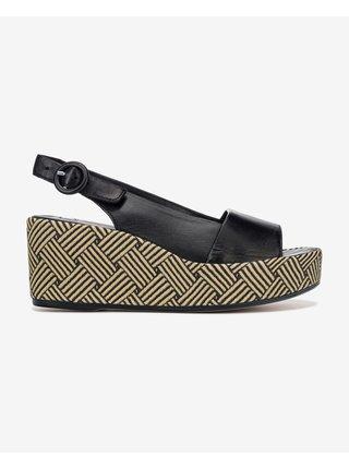 Seaside Klínová obuv Högl