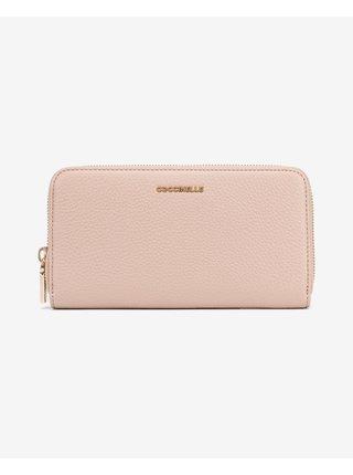 Peňaženky pre ženy Coccinelle - béžová