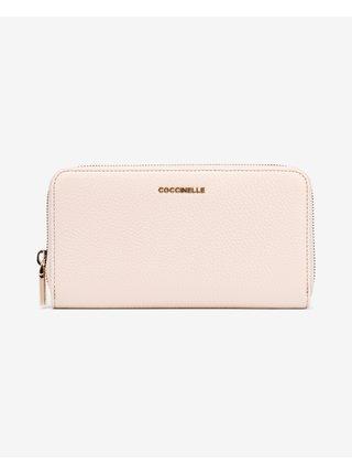 Peňaženky pre ženy Coccinelle - biela