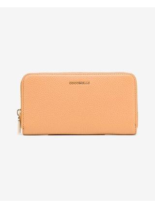 Peňaženky pre ženy Coccinelle - oranžová