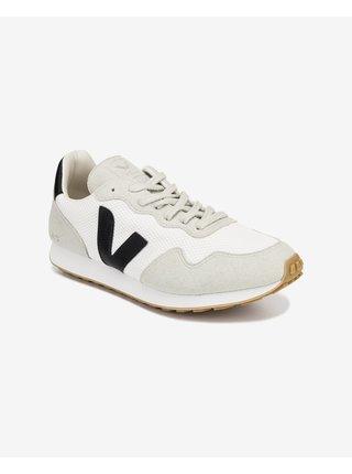 Tenisky, espadrilky pre mužov Veja - biela, sivá