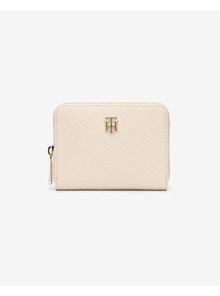 Peňaženky pre ženy Tommy Hilfiger - béžová