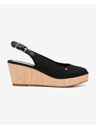 Sandále pre ženy Tommy Hilfiger - modrá