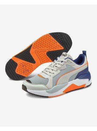 Tenisky, espadrilky pre mužov Puma - sivá