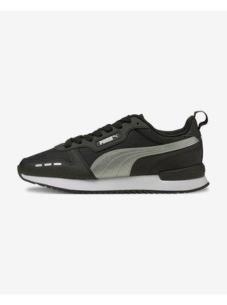 Tenisky pre ženy Puma - čierna, strieborná