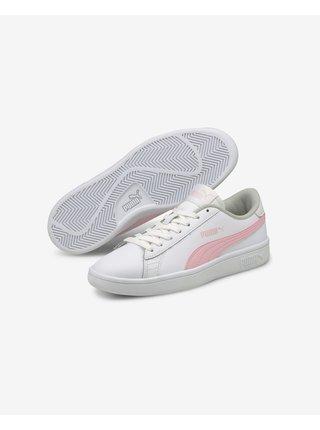 Puma - ružová, biela