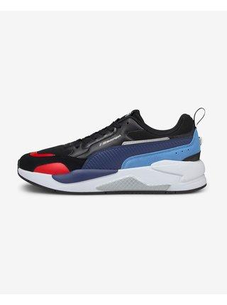 Tenisky, espadrilky pre mužov Puma - čierna, modrá