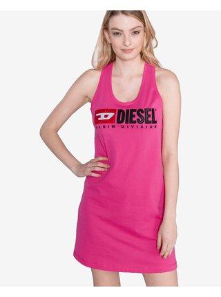 T-Silk Šaty Diesel