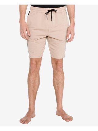 Pyžamá pre mužov Calvin Klein - béžová