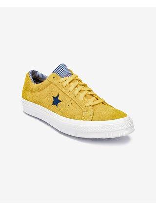 Tenisky, espadrilky pre mužov Converse - žltá