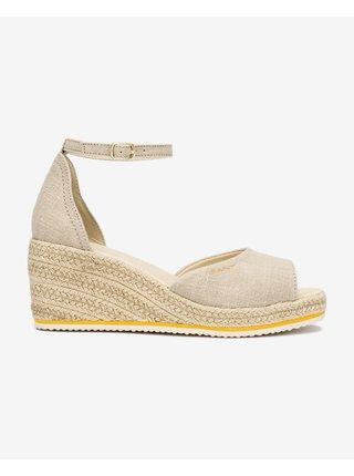 Wedgeville Klínová obuv Gant