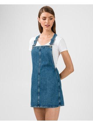 Šaty s laclem Pepe Jeans