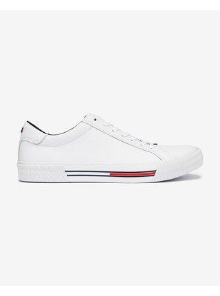 Tenisky, espadrilky pre mužov Tommy Jeans - biela