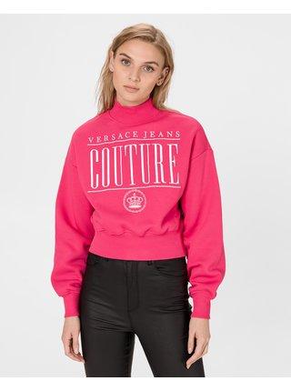 Mikiny pre ženy Versace Jeans Couture
