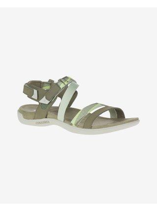 Sandále pre ženy Merrell - zelená
