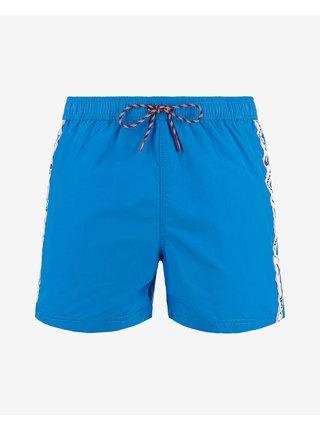Plavky pre mužov Tommy Hilfiger - modrá