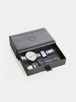 Hodinky s vyměnitelnými pásky hodinek Black Oak