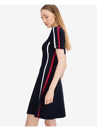 Colourblock Šaty Tommy Hilfiger