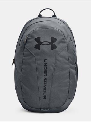 Batoh Under Armour UA Hustle Lite Backpack- šedá