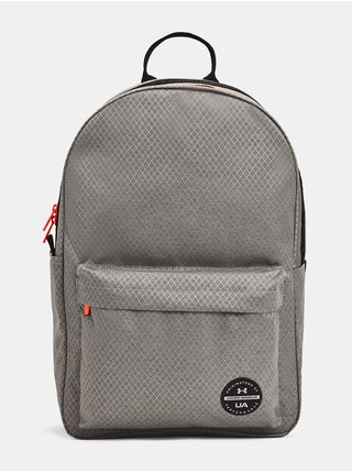 Batoh Under Armour UA Loudon Ripstop Backpack- šedá