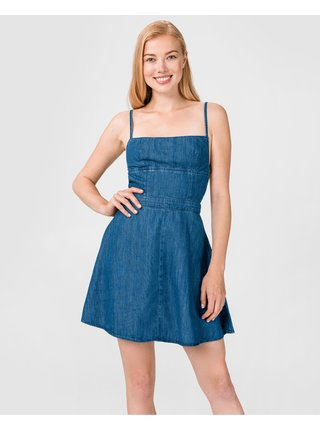 Dazzle Šaty Pepe Jeans