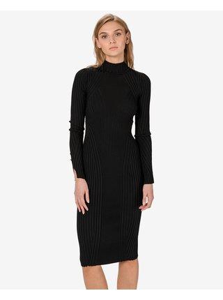 Mikinové a svetrové šaty pre ženy Versace Jeans Couture