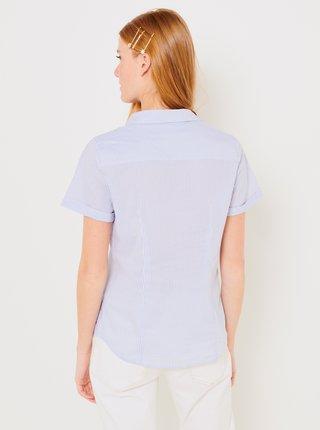 Modrá pruhovaná košile CAMAIEU