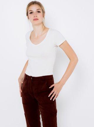 Biele basic tričko CAMAIEU