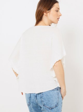 PMANO - sveter s krátkym rukávom butterfly