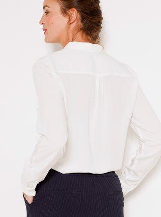 Biela košeľa CAMAIEU