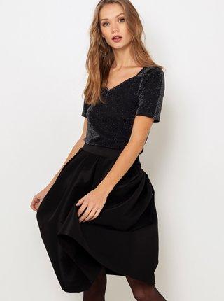 Černá sukně CAMAIEU