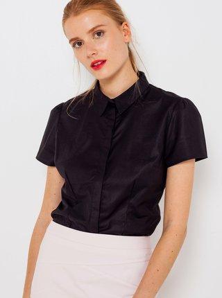 Černá košile CAMAIEU