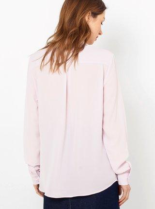 Světle fialová košile CAMAIEU