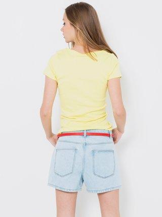 Žlté tričko CAMAIEU