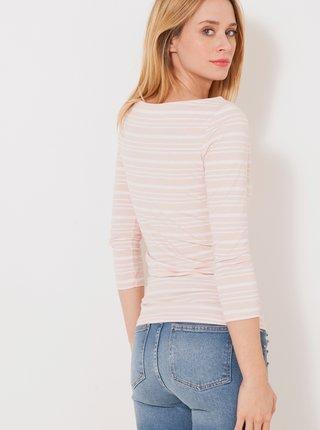 Topy a tričká pre ženy CAMAIEU - svetloružová