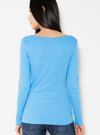 Modré basic tričko CAMAIEU