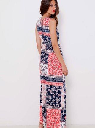 Šaty na denné nosenie pre ženy CAMAIEU - ružová, modrá