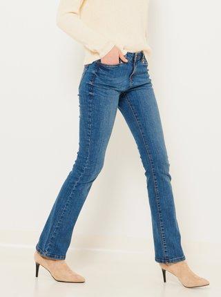 Modré džíny CAMAIEU