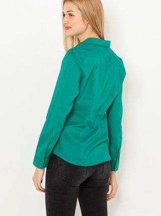Zelená košile CAMAIEU