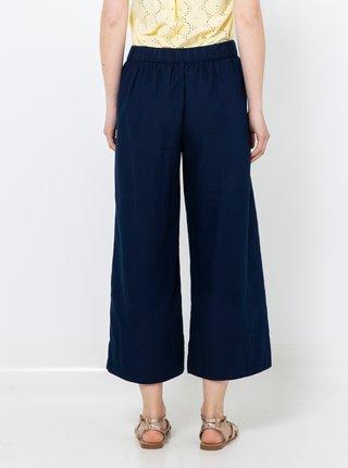 Tmavě modré culottes CAMAIEU