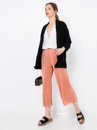 Culottes pre ženy CAMAIEU - oranžová