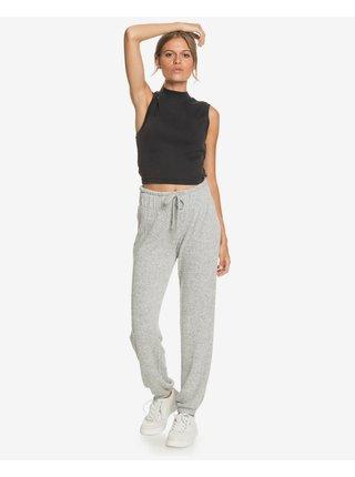 Tričká s krátkym rukávom pre ženy Roxy - čierna