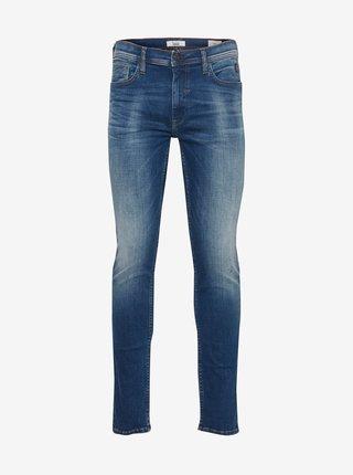 Modré skinny fit džíny Blend