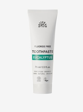 Zubní pasta Eukalyptus BIO Urtekram (75 ml)