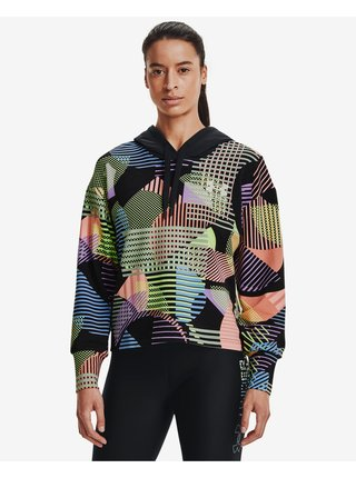 Rival Terry Geo Print Mikina Under Armour
